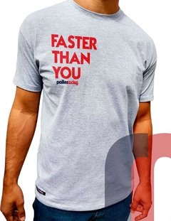 F111 CAMISETAS FASTER THAN YOU