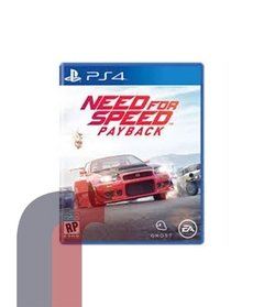 NEED FOR SPEED PAYBACK - PS4 - MÍDIA FÍSICA - comprar online