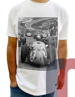 EAU01 - Camiseta EAU Rouge Antiga Spa-Francorchamps