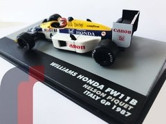 Williams Honda FW1 1 B - Nelson Piquet - Italy GP 1987 - comprar online
