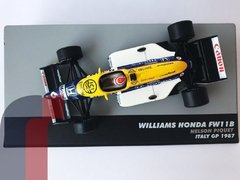 Williams Honda FW1 1 B - Nelson Piquet - Italy GP 1987 na internet