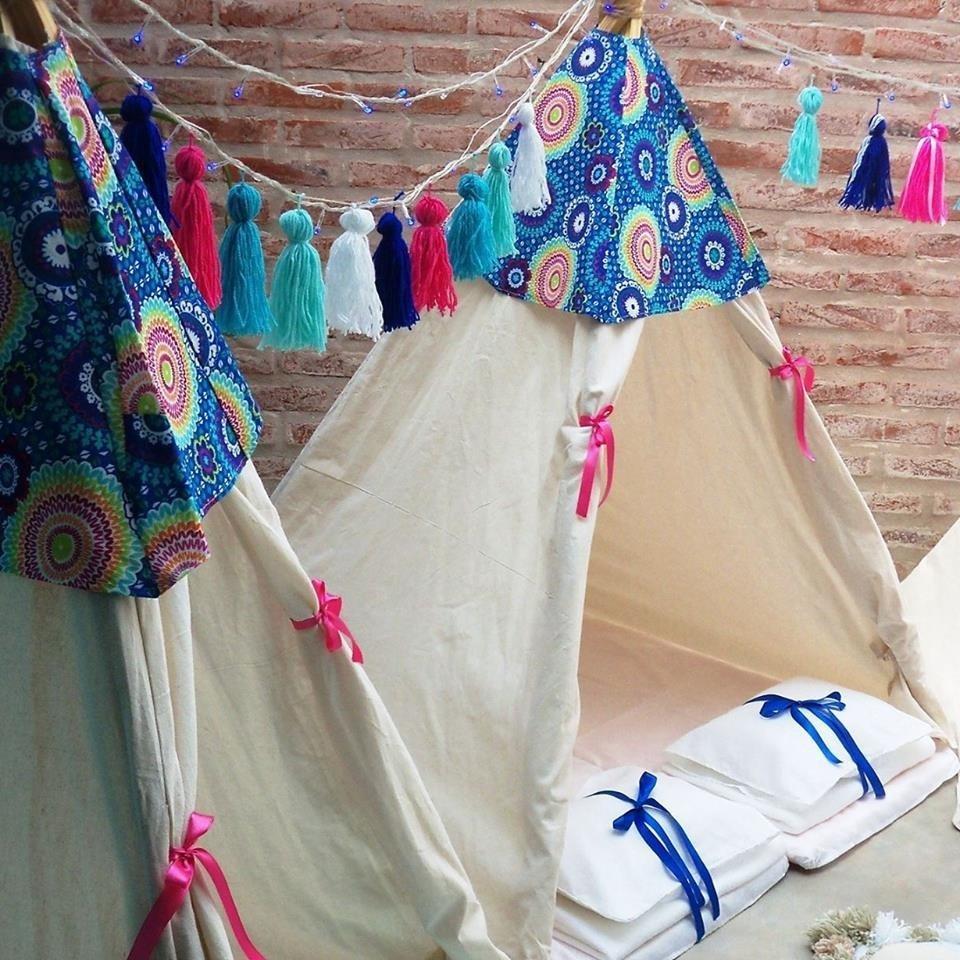 Art I001 Carpitas Indias para Chicos