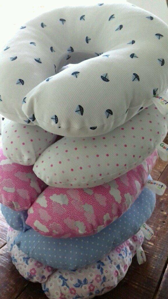 Almohadones cervicales para bebes