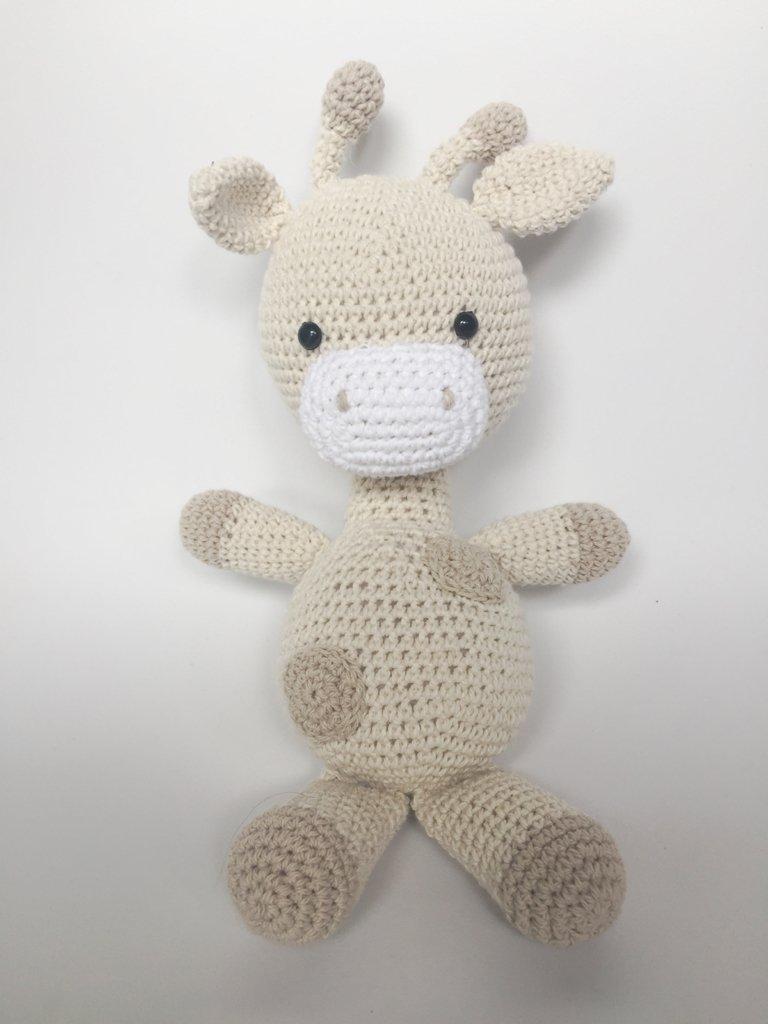 Crochet Giraffe PATTERN Amigurumi giraffe pattern pdf tutorial ...   1024x768