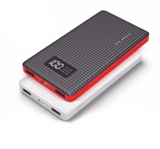 Carregador Portátil Power Bank Pineng 6000 Mah 2.1a Original