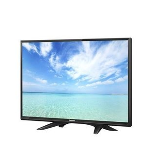 "TV LED 32"" Panasonic TC-32D400B HD com Conversor Digital 2 HDMI 1 USB Redução de Granulação V-Audio"