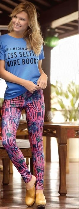 Art. 110123 Leggins estampada