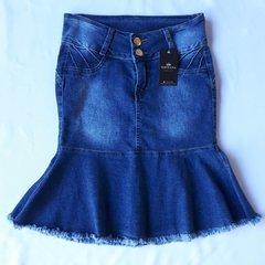 8295 - Saia jeans Carmen