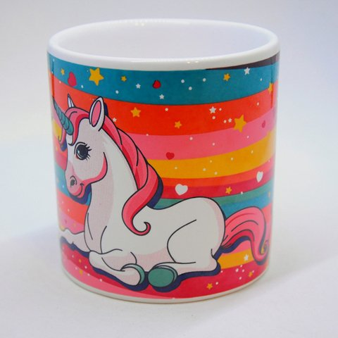 Caneca Unicórnio Colors na internet