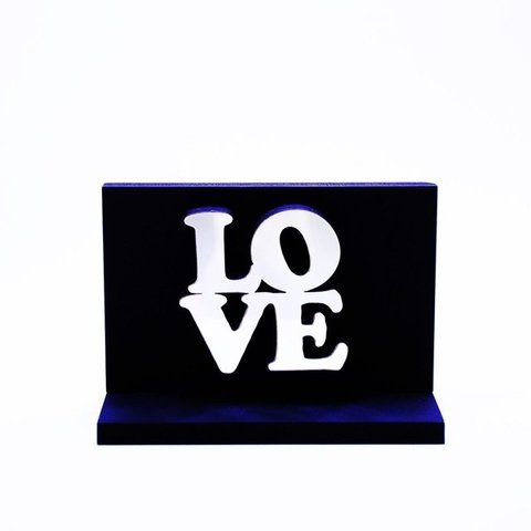 Adorno love - Love- enfeite- love decor- love espelhado