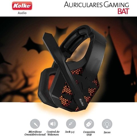 AURICULAR PC KOLKE BAT en internet