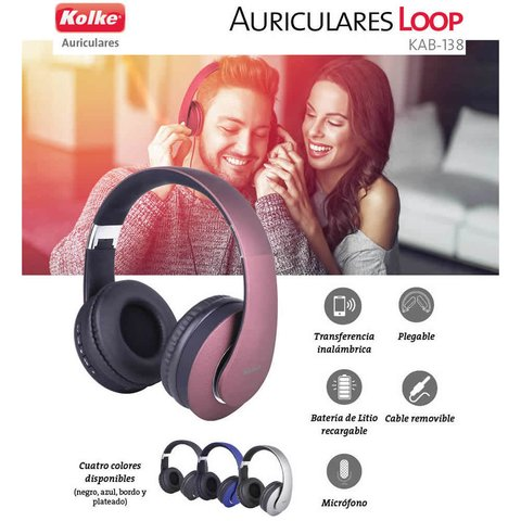 AURICULAR BLUETOOTH KOLKE LOOP en internet