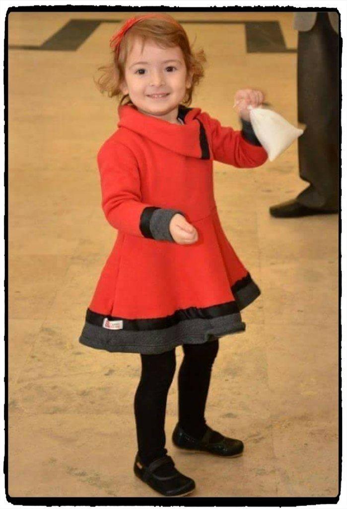 d0f51d858 Bombona Chic ropa nena mimo casting polar campera invierno Cheeky bebe