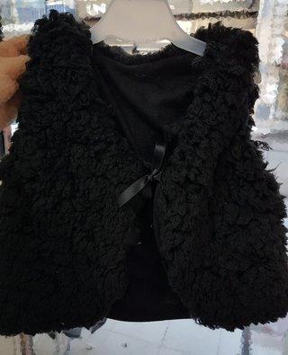 06049553f bebe bombona chic mimo casting polar campera invierno ropa nena Cheeky  5