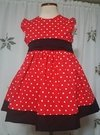 Vestido Look Minnie