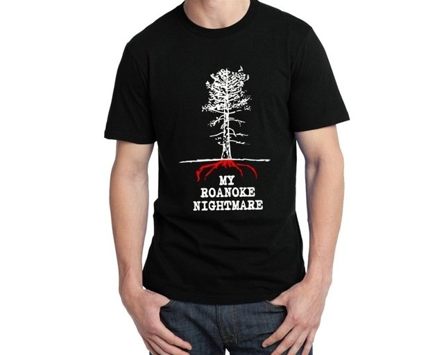 Camiseta American Horror Story My Roanoke - comprar online