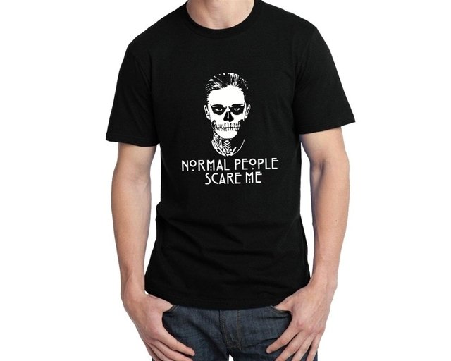 Camisa American Horror Story Scare me - comprar online