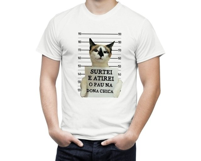 Camiseta Cats Mary - comprar online