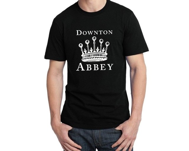 Camiseta Downton Abbey - comprar online