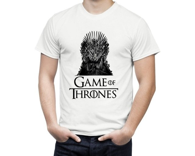 Camiseta Game Of Thrones - comprar online