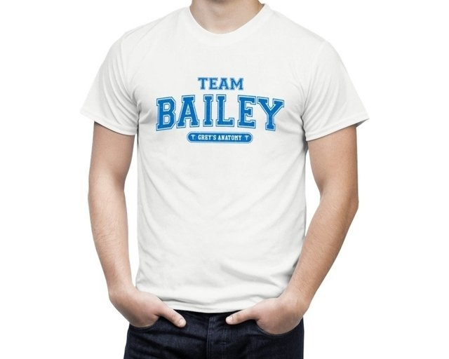 Camiseta Grey's Anatomy Team Bailey - comprar online