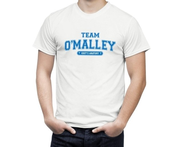 Camiseta Grey's Anatomy Team O'Malley - comprar online