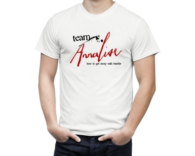 Camiseta How to get away with murder - comprar online