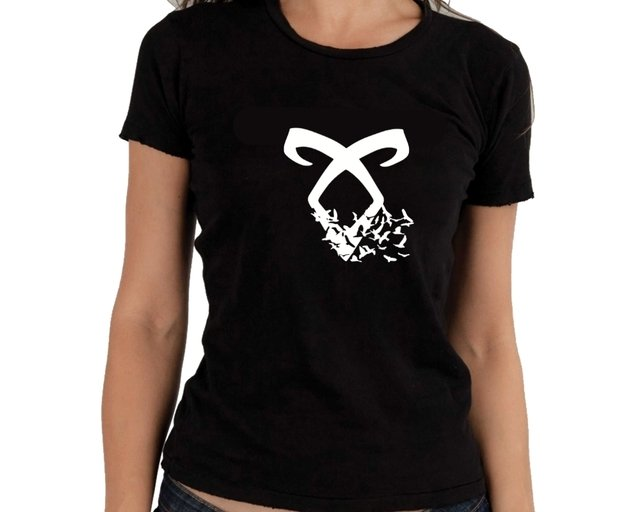 Camiseta Shadowhunters na internet