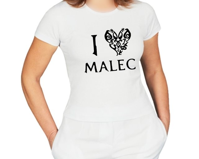Camiseta Shadowhunters Malec - Camisetas Cats
