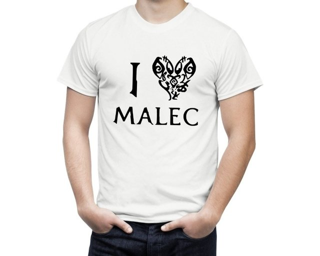 Camiseta Shadowhunters Malec na internet