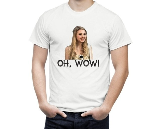 Camiseta Skins Oh, Wow! - comprar online