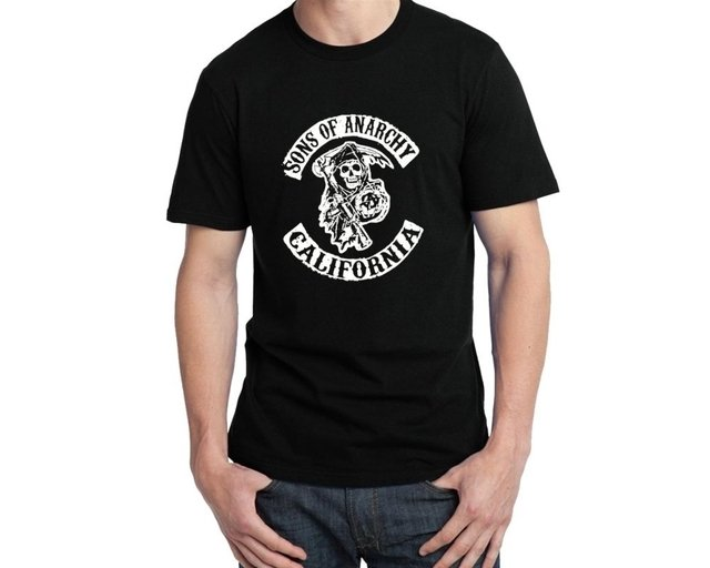 Camiseta Sons Of Anarchy - comprar online