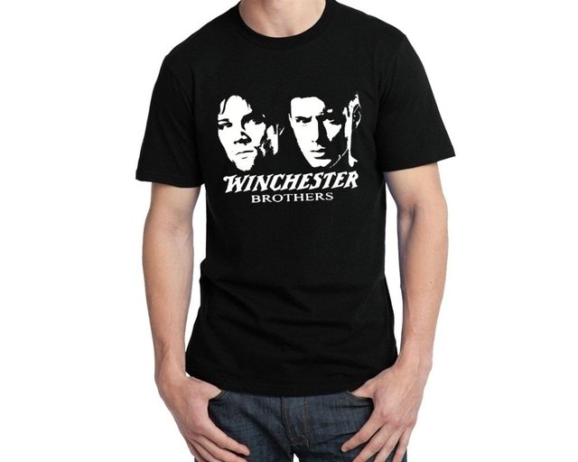 Camiseta Supernatural Winchesters Brothers - comprar online