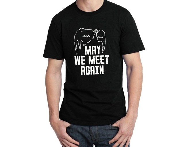 Camiseta The 100 MAY WE MEET AGAIN - comprar online