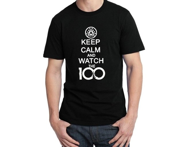 Camiseta The 100 Keep Calm - comprar online