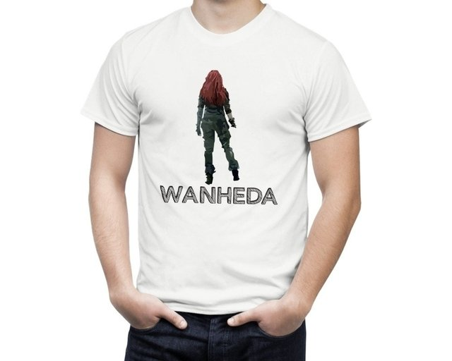 Camiseta The 100 Wanheda - comprar online