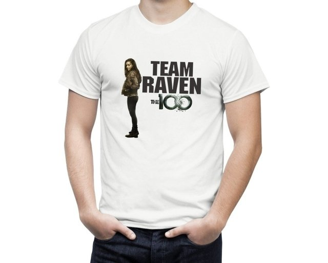 Camiseta The 100 Team Raven I - comprar online