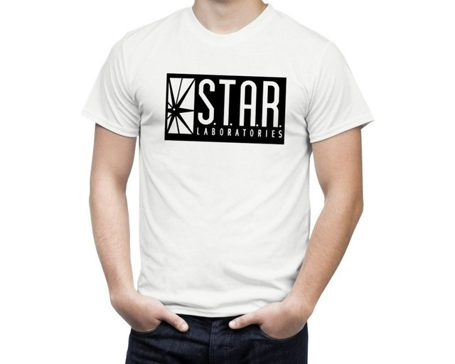 Camiseta Star Laboratories na internet