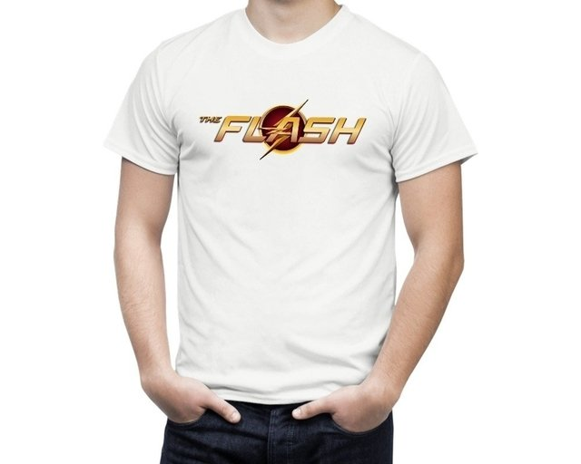 Camiseta The Flash - comprar online