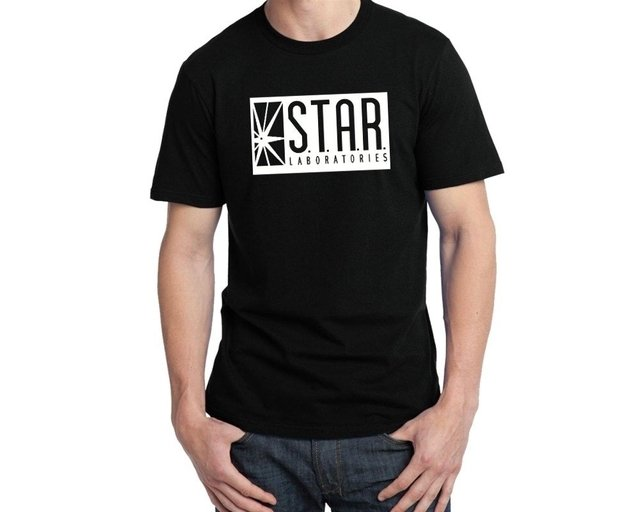 Camiseta Star Laboratories - comprar online