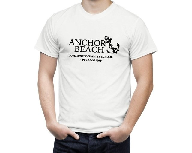 Camiseta The Fosters Anchor Beach - comprar online