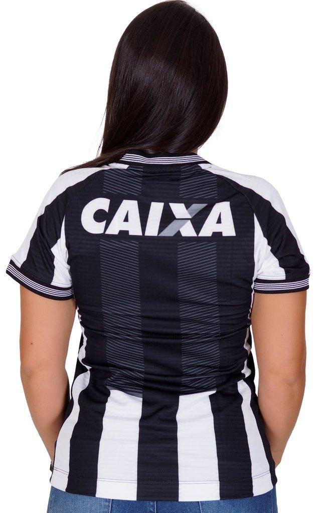 6371dd4aef Camisa Botafogo Feminina 2018