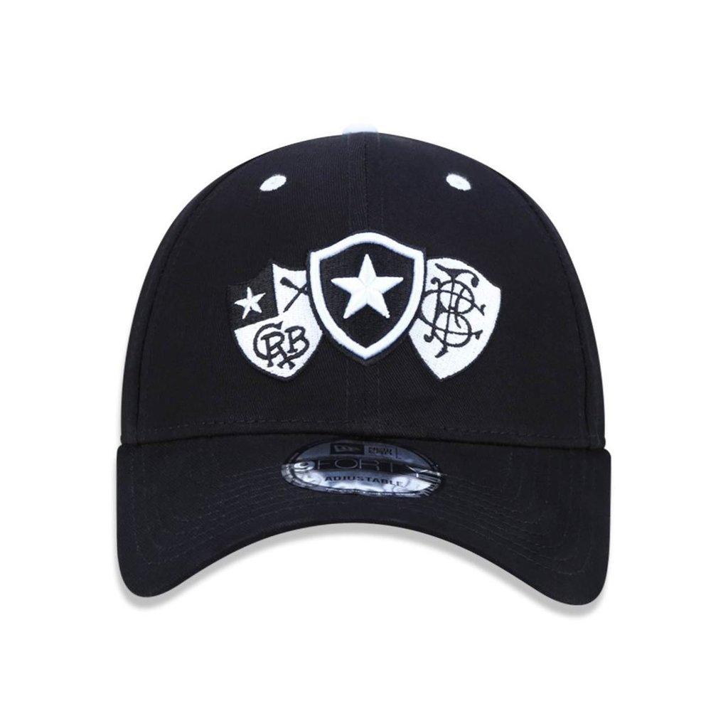 26c28b2326 Boné Botafogo New Era Escudos