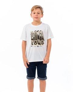 Camisa Botafogo Infantil Brics Braziline