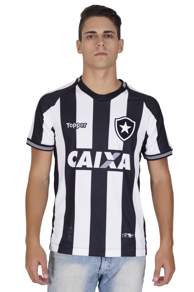Camisa Botafogo Listrada 2018 fabb053fb8d81