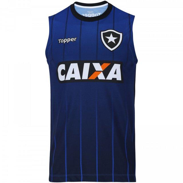 Camisa Botafogo Treino Atleta 2018 aac94b40fab90