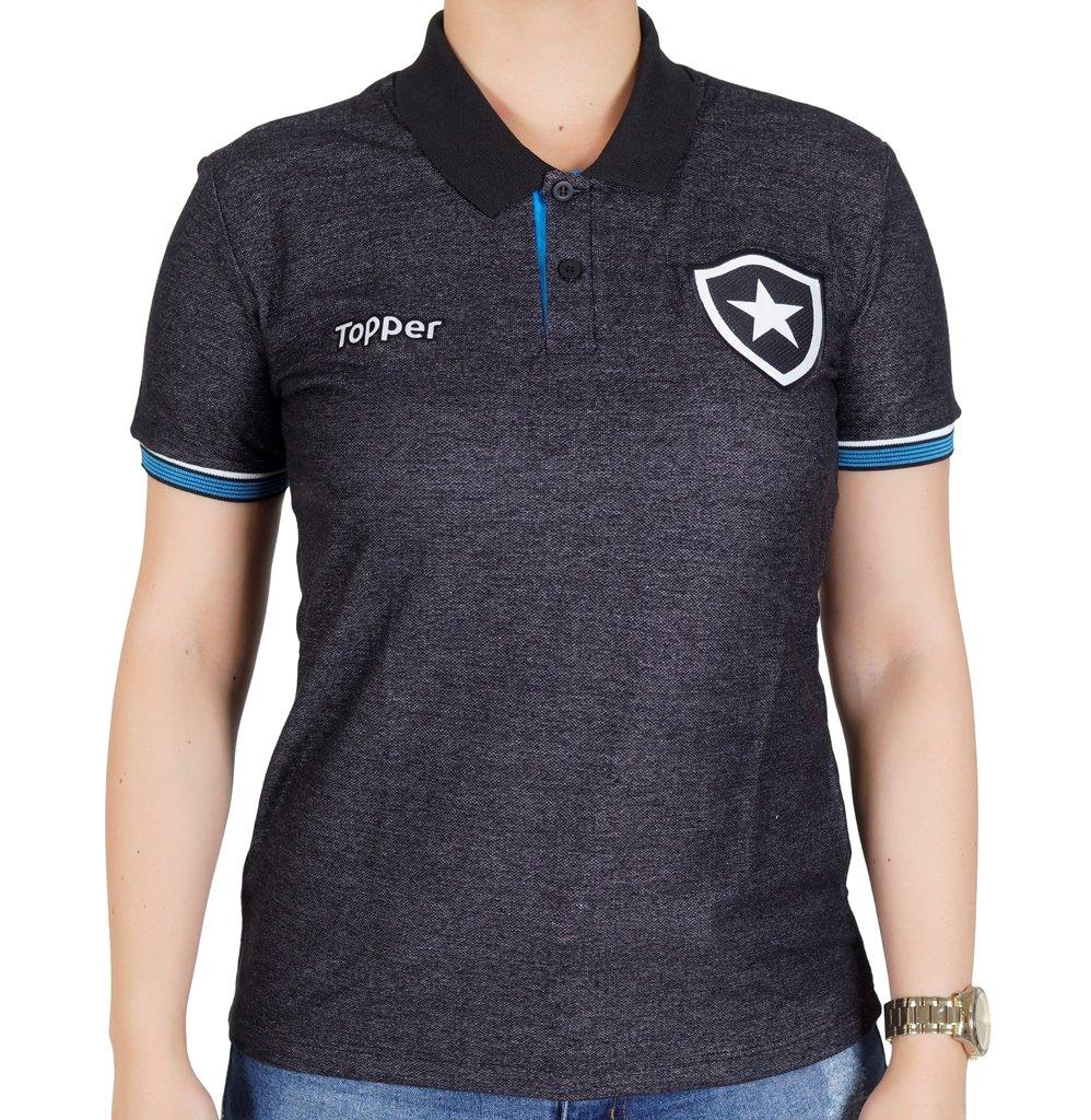 ba24552a434b6 Camisa Botafogo Comissão Técnica Feminina
