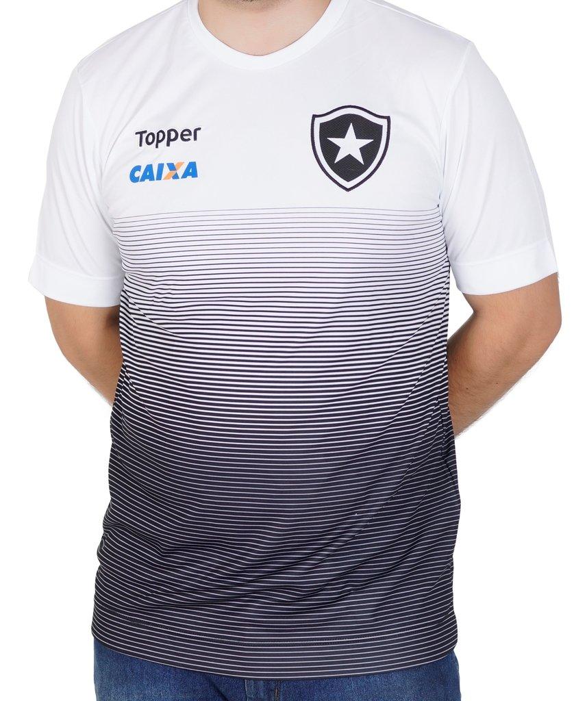 b86c63a3d7 Camisa Botafogo Concentração 2017