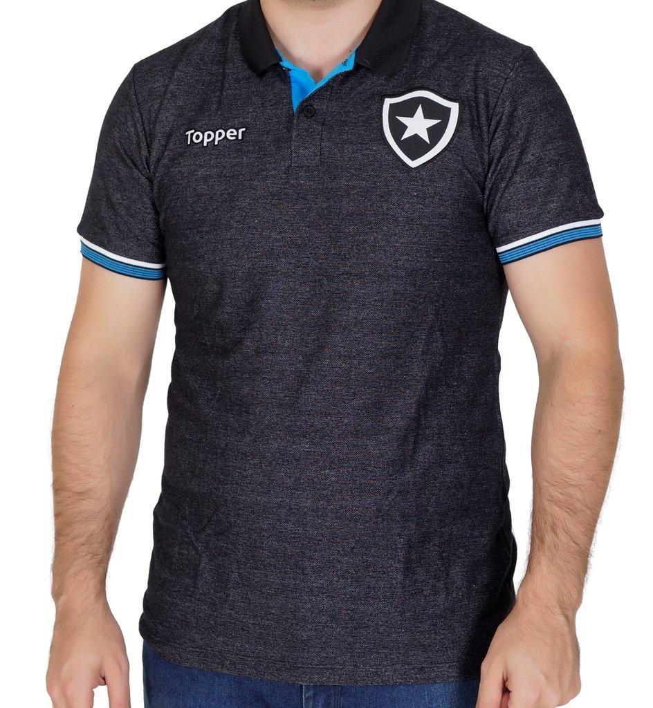 02124d84fda50 Camisa Botafogo Polo Comissão Técnica 2017
