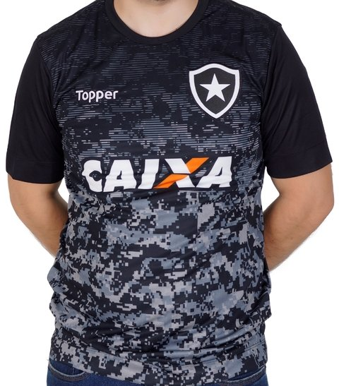 d7665924389b7 Camisa Regata Botafogo Treino 2017